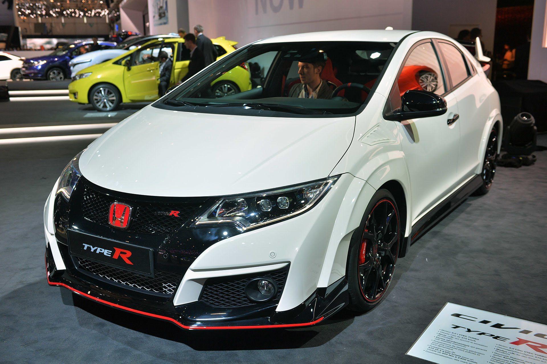2016 Honda Civic Type R 2015 Geneva Motor Show