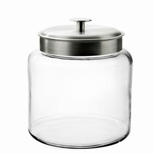 1 5 Gallon Montana Jar W Stainless Steel Lid Also Available In 64oz 2