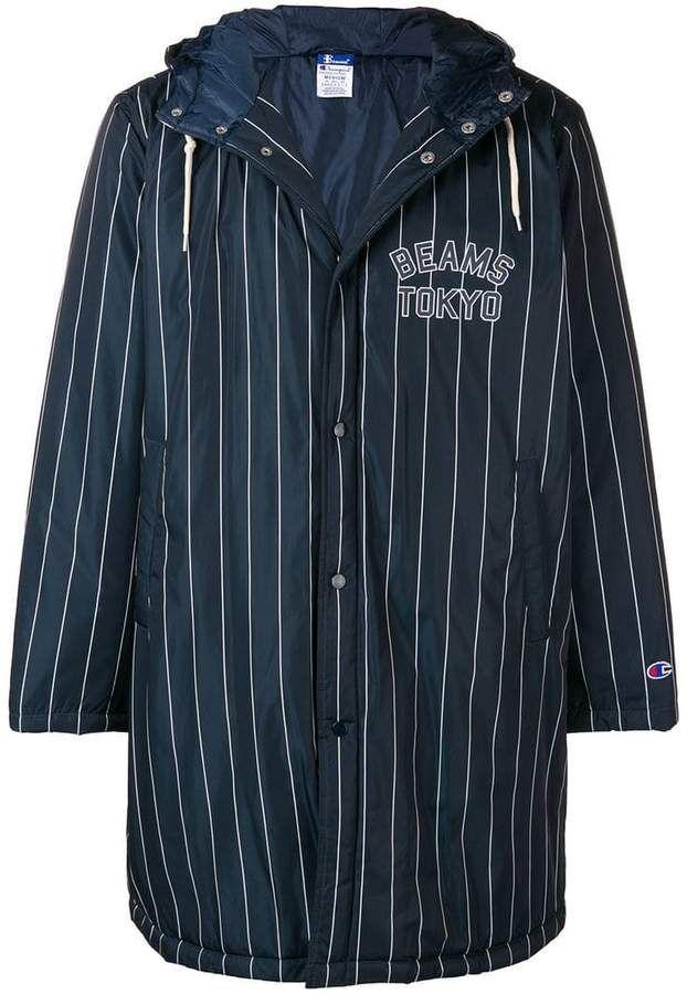0fc304e97ee3 Champion x Beams Tokyo coat