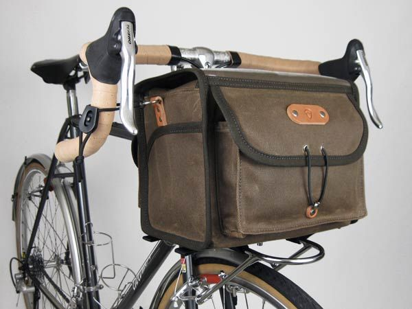 Boxy Rando Bag I Don T Ride Bikes But If Did Want This