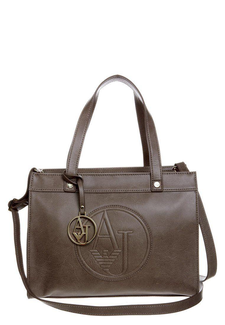 Armani Jeans - Bag- marrone chiaro