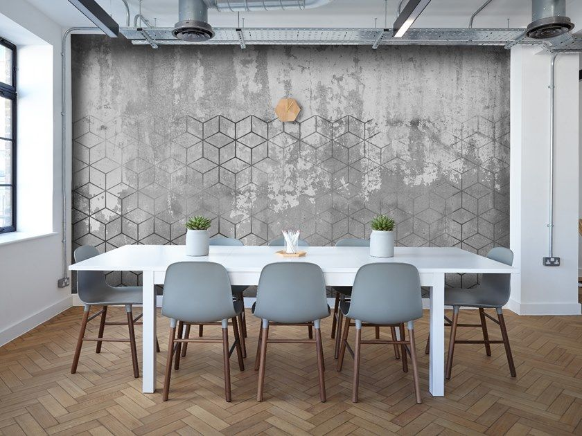 Buy Online Cement By Wall Lca Wallpaper With Concrete Effect 2018 Collection Inspiration Wall Concrete Wall Design