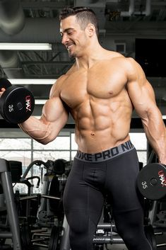 You've paid your dues to build some serious muscle. Now it's time to let those muscles show! What's the best way to lean down and get ripped?