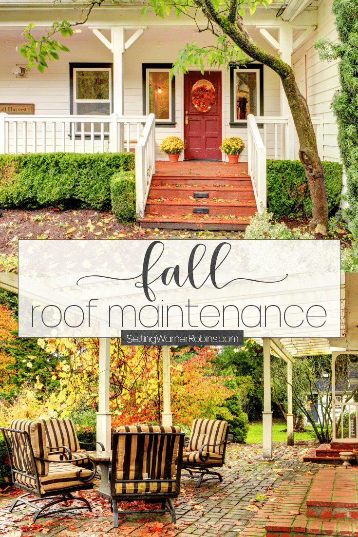 Fall Roof Maintenance 101 In 2020 Roof Maintenance Home Maintenance Home Buying Process