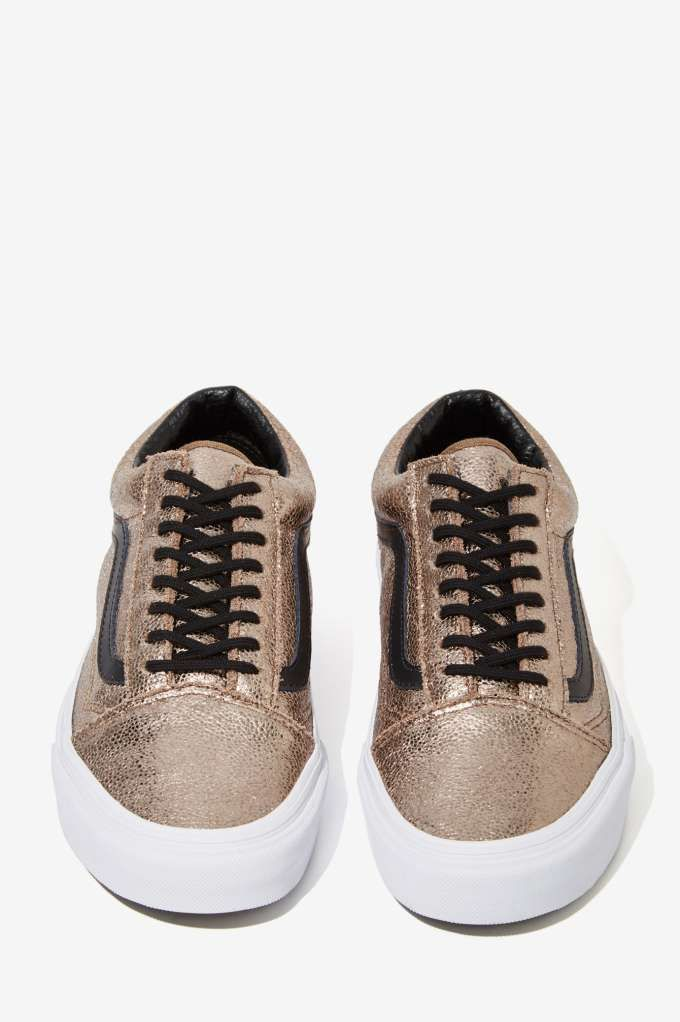 Shoes | Shop Women's Shoes. Metallic VansMetallic ...