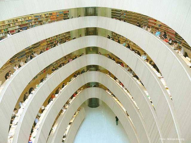 Bibliothek des Rechtswissenschaftlichen Instituts, Zurigo