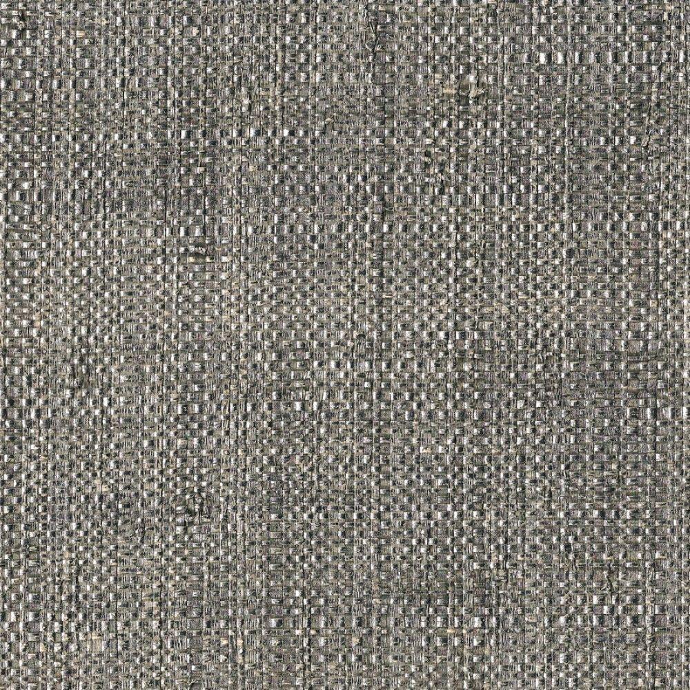 Phillip Jeffries Simply Seamless Wallpaper: Raffia Max's Metallic Raffia 3546