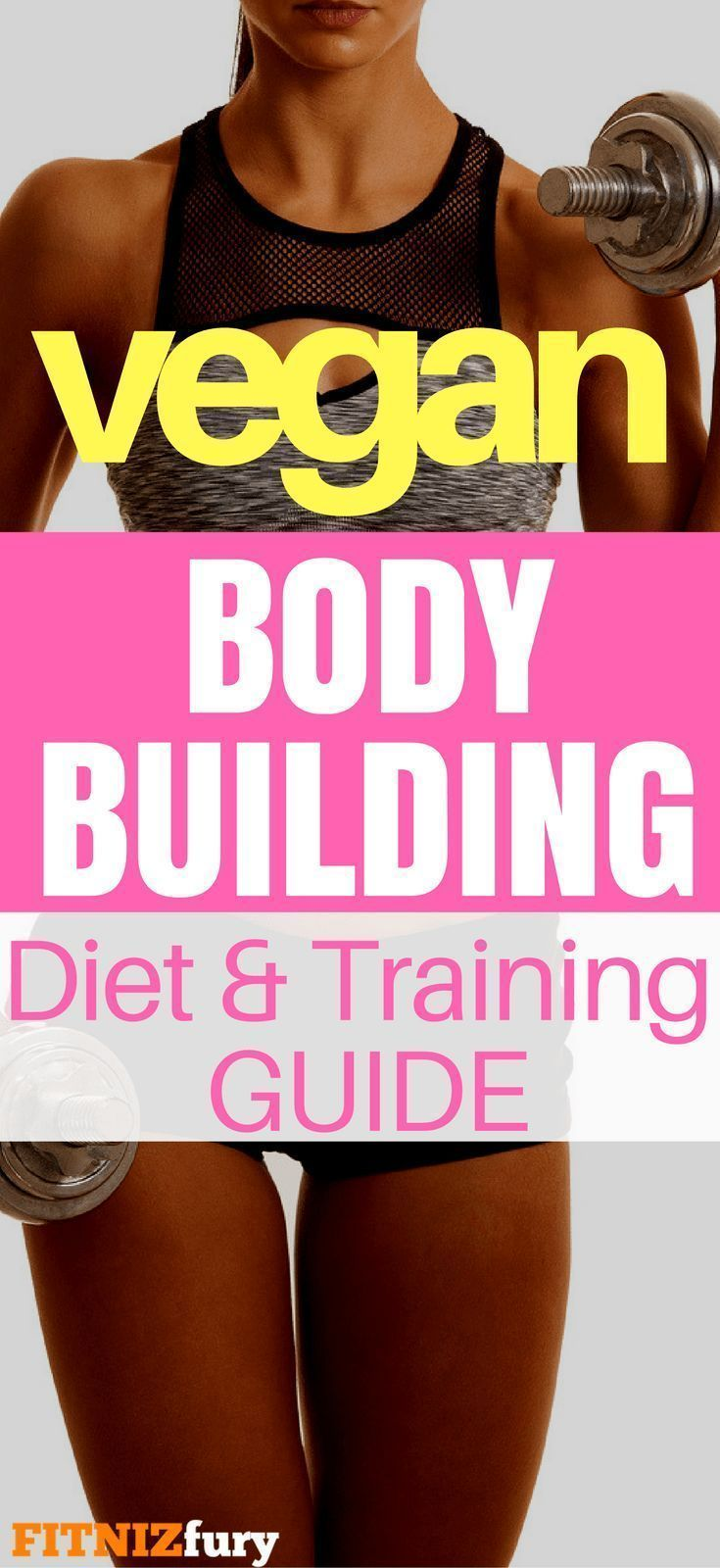 The Best Bodybuilding tips for Vegan and Plant-based Diets Learn how to build lean muscle on a Vegan or Plant-based diet. A complete guide to Vegan bodybuilding including how to meet your protein requirements, what supplements are ideal and how to avoid nutritional deficiencies. #athletenutrition