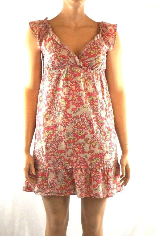 ef21ed38057 Old Navy Sz M Dress Tan