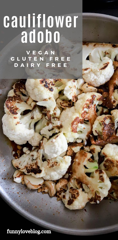 Cauliflower Adobo {vegan} | Recipe | Tasty ingredients ...