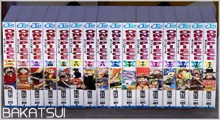 One Piece Manga Collection Vol 1-16 Creator: Bakatsui http://bakatsui.tumblr.com/post/130943284145/one-piece-manga-collection-vol-1-16-creator