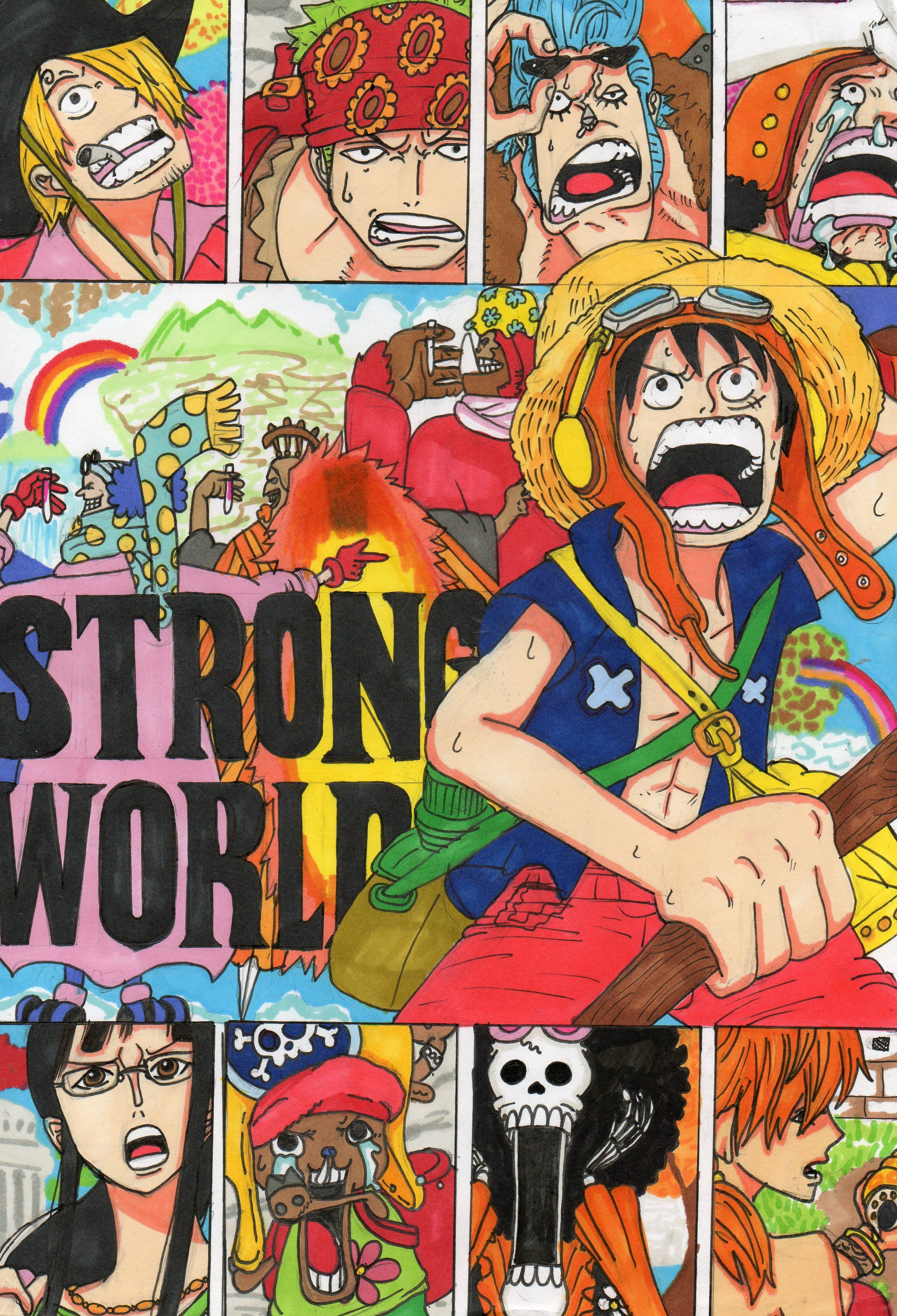 One Piece Strong World (2009)