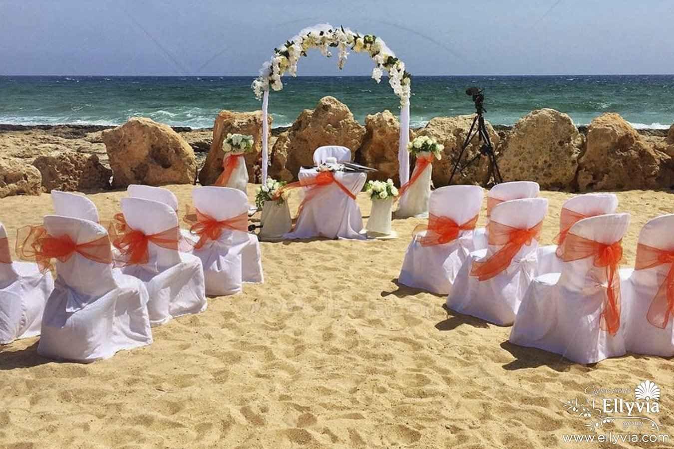 Wedding At Poseidon Beach Ayia Napa Cyprus