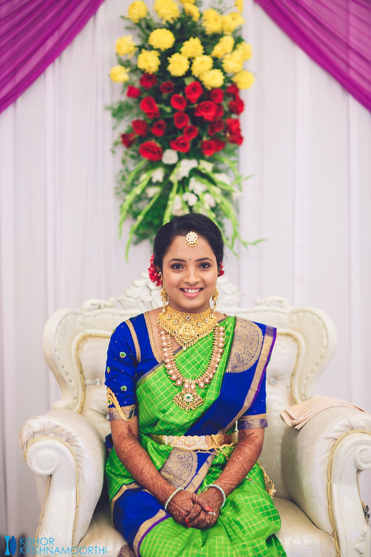 Bridal makeup by makeup artists studio indian wedding