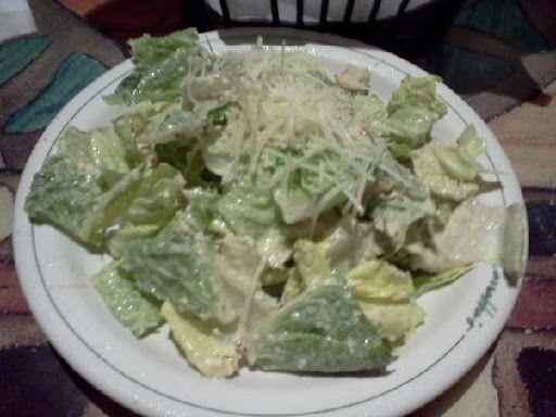 Carrabbas Haussalatdressing (cremiger Parmesan) Rezept – (4/5)   – Cravings part II