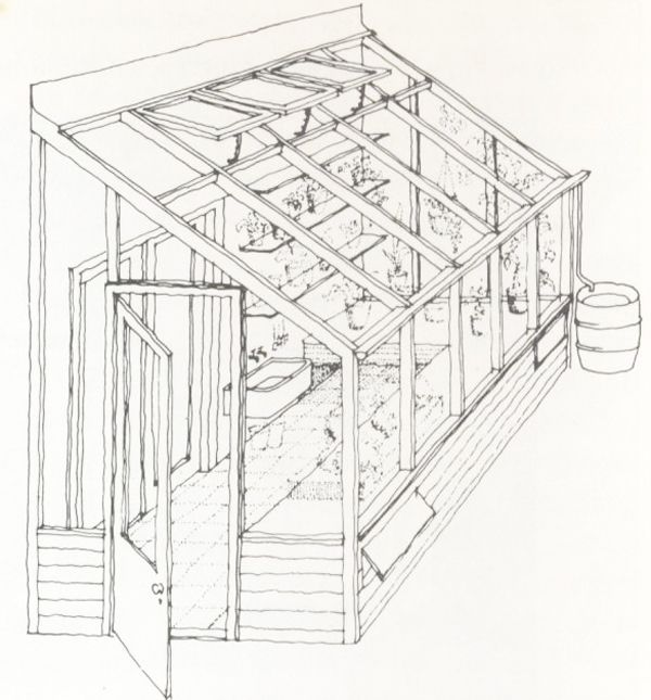 Greenhouse plans cerramientos ideas pinterest for Estufas para invernaderos