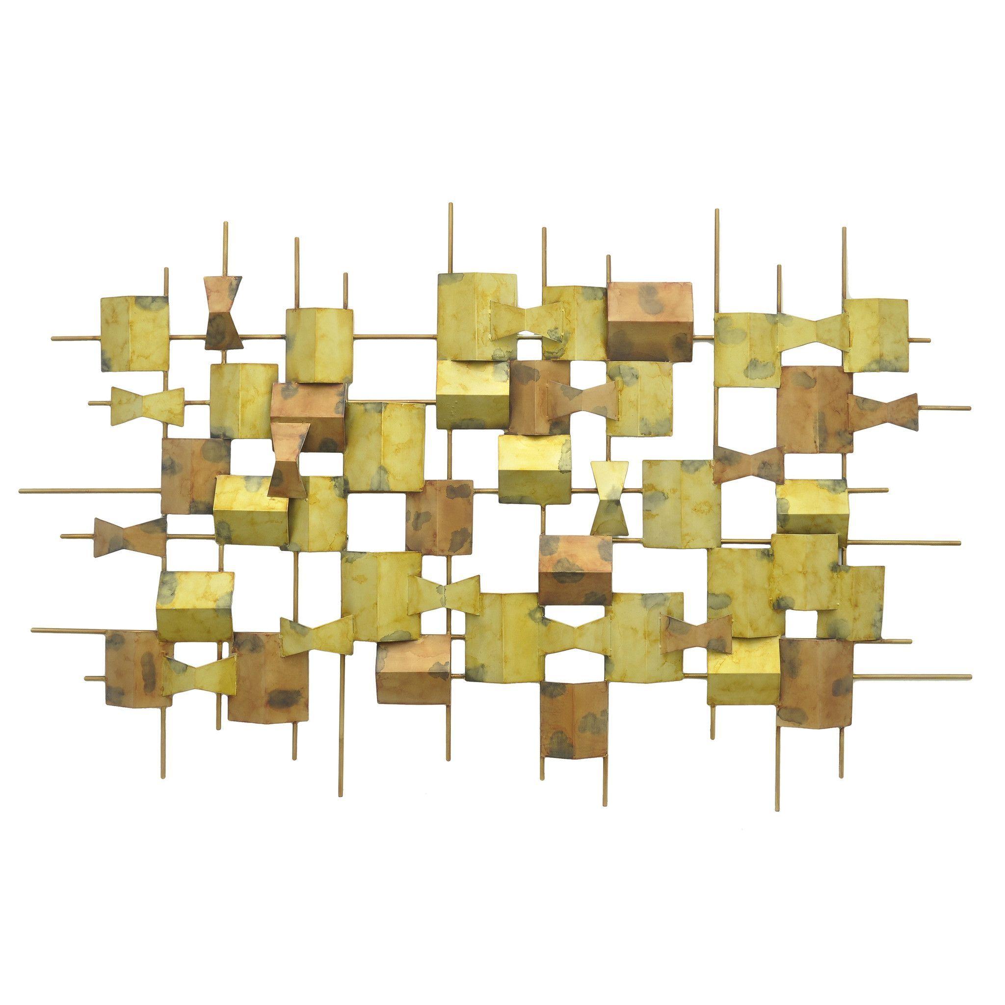 Lovely Geometric Wall Decor Ideas - The Wall Art Decorations ...