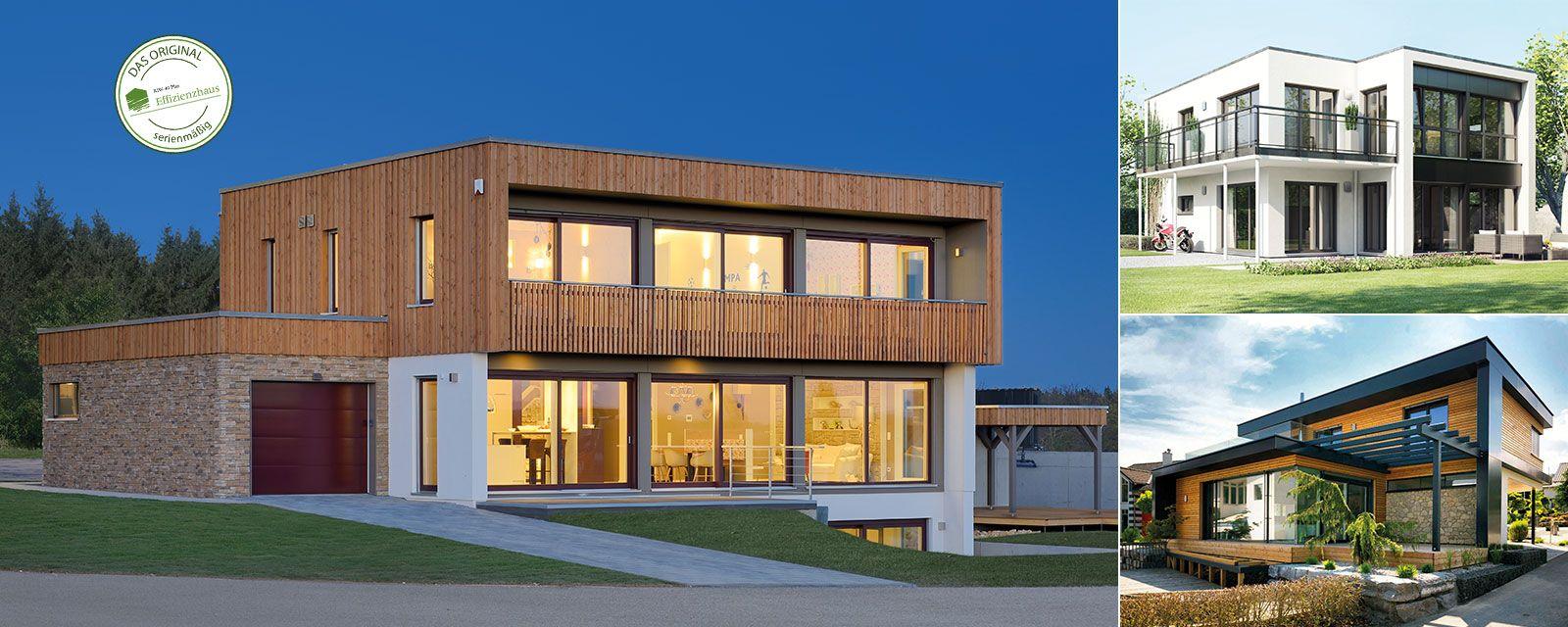Fertighaus Bauen Haus außendesign ...