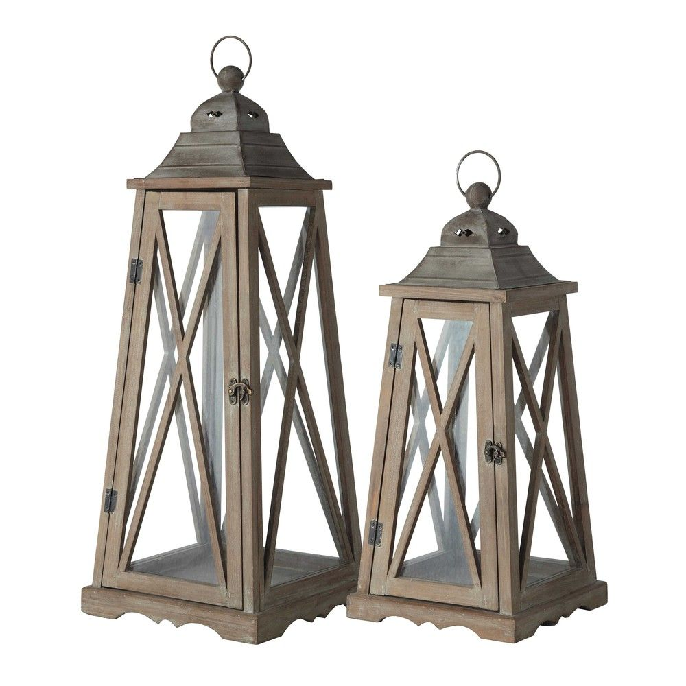 Lanterne Da Esterno.2 Lanterne Da Giardino Natale E Calore In 2019 Garden