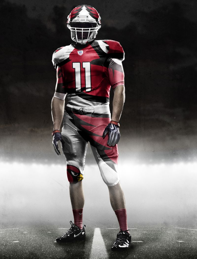 Cardinals Nfl uniforms