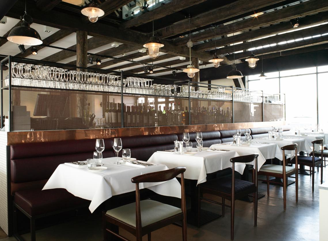 Den Burg Restaurant Kitchen Bar Hoofddorp - Interior Design by ...