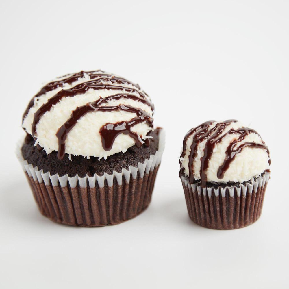 Bounty Cupcakes Vegan Vanilla Cupcakes Vegan Chocolate Cupcakes Dairy Free Icing