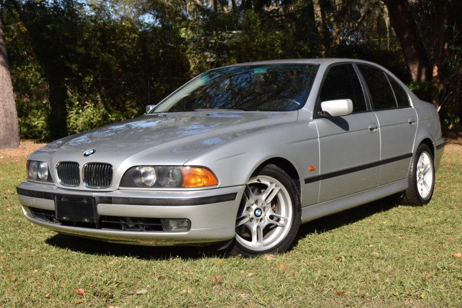 No Reserve 2000 BMW 540i 6Speed in 2020 Bmw, Sport