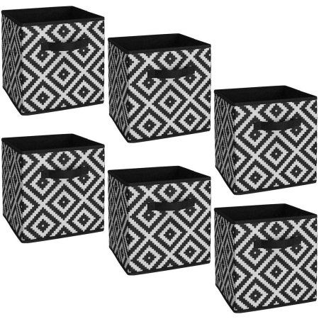Home Storage Bins Fabric Storage Bins Basket Drawers