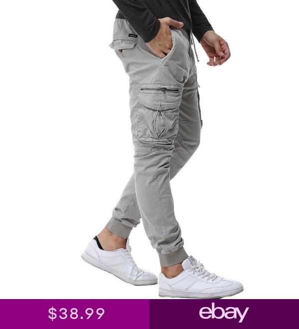 Pantalones Para Hombre Casual Nuevo Estilo Hombres Ropa Moda Pantalon Cargo Tactical Cargo Pants Mens Casual Cargo Pants Cotton Casual Pants