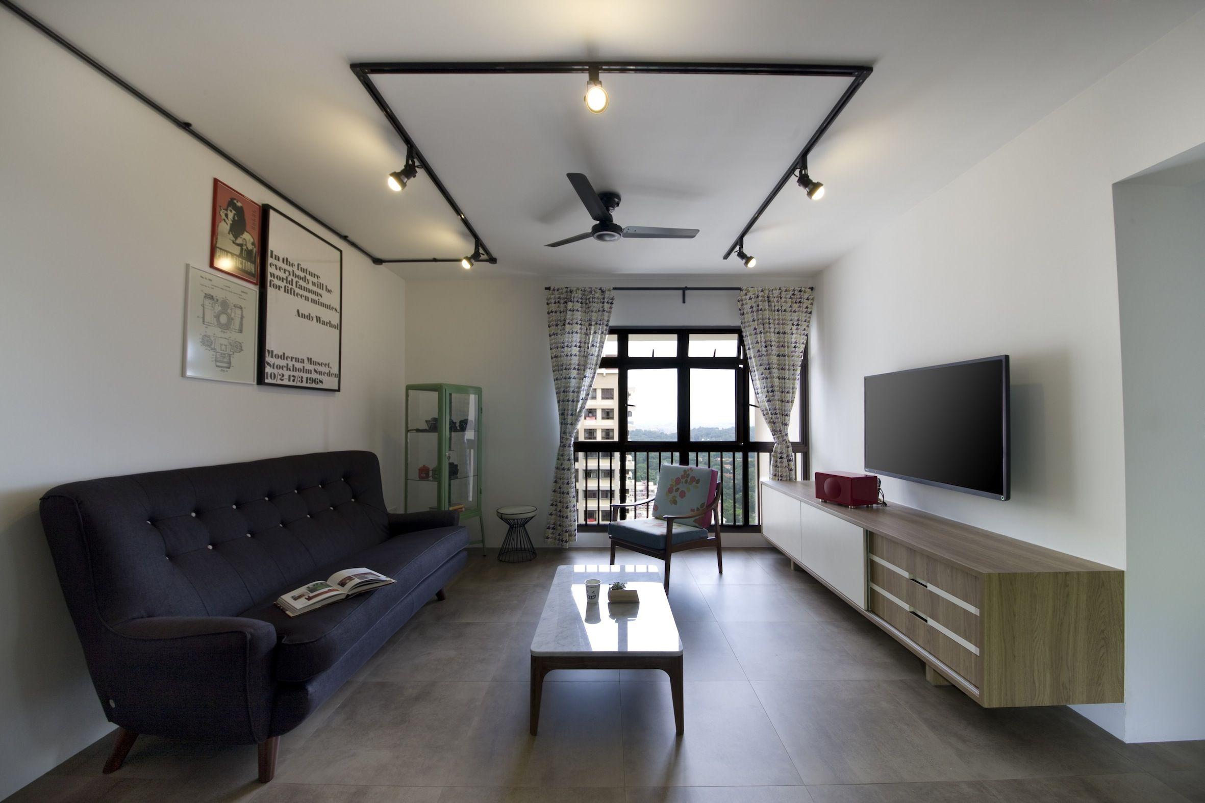 Tanglin Halt 4 Rooms Hdb  Home & Decor Singapore  Ideas For The Inspiration Hdb 4 Room Living Room Design Decorating Inspiration