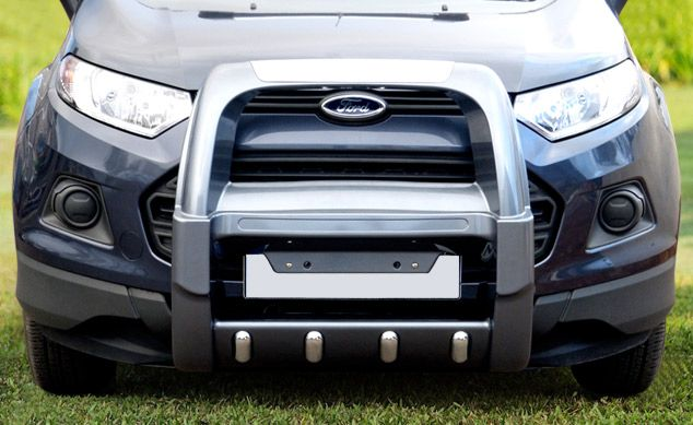 Front Nudge Guard Trishul Goldsun Auto P Ltd Manufacturers Of Quality Auto Accessories At Goldsun We Manufacture Various Ford Ecosport Ford Suv Ford