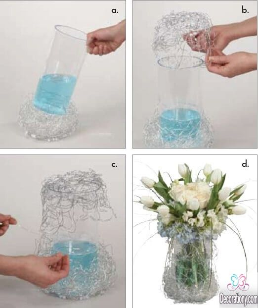 easy diy wedding centerpieces 15 DIY Wedding Ideas - Wedding ...