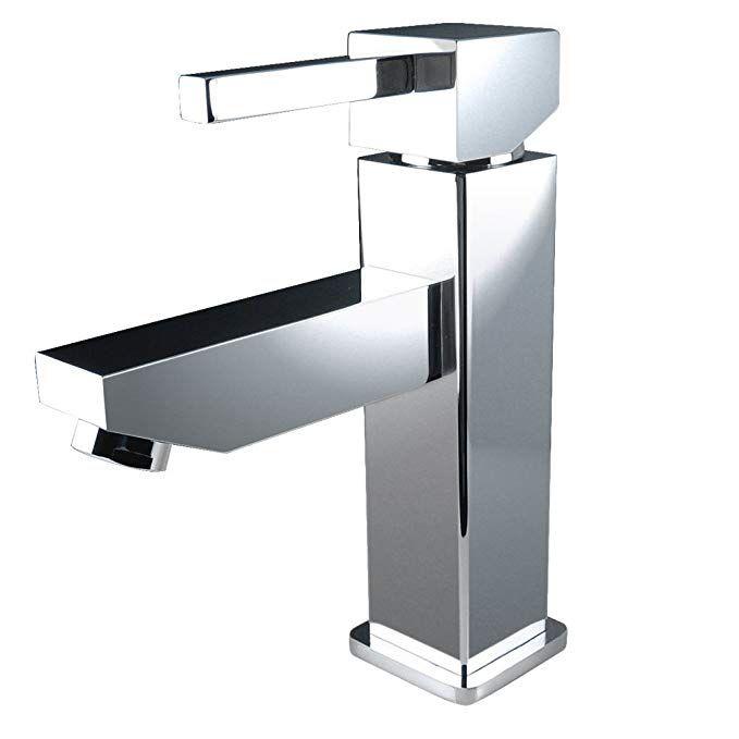 Fresca Bath Fft1030ch Bevera Single Hole Mount Bathroom Vanity