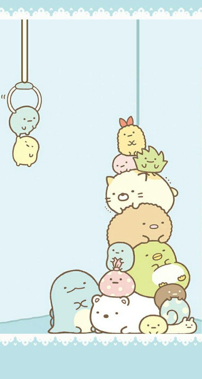 Sumikko Gurashi Cute Cartoon Wallpapers Cute Wallpapers Cute Drawings