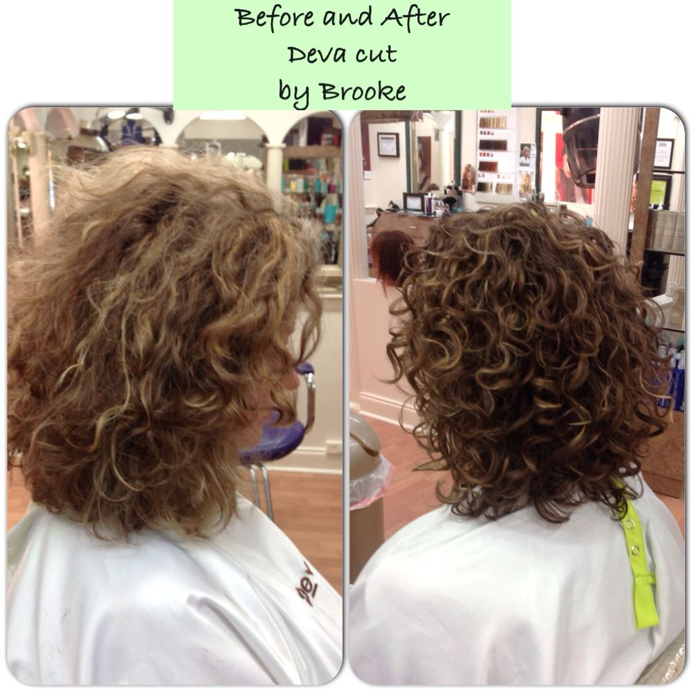 African American Hair Salons In Cordova Tn: Before And After Deva Cut By Brooke Great Lengths Hair