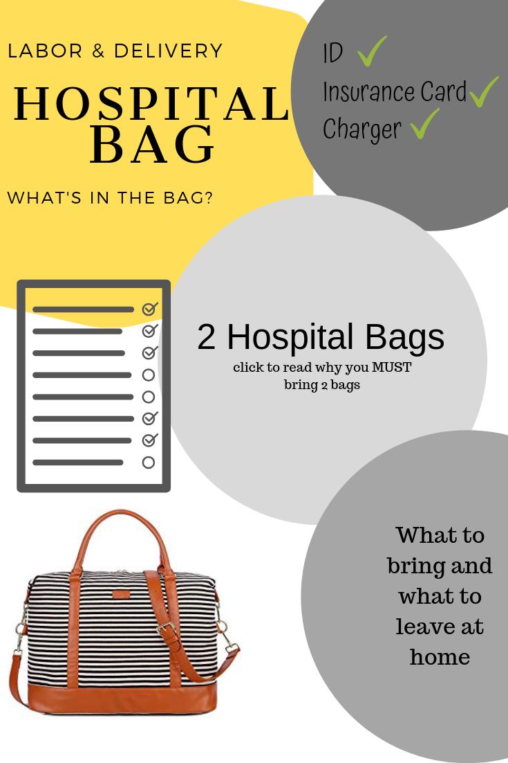 Hospital Bag Prep (With images) | Hospital bag