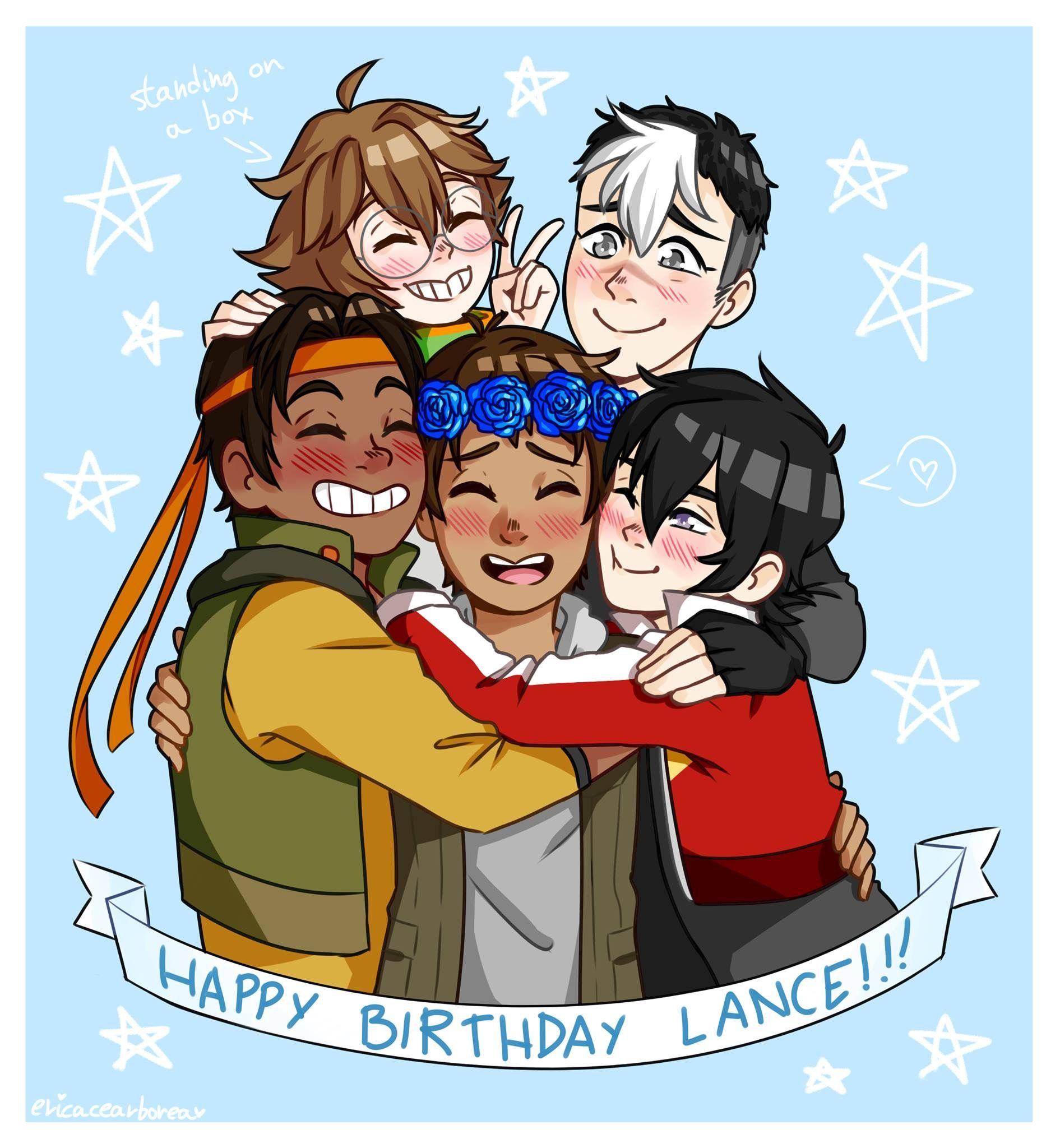 lance mcclain birthday July 28th!! HAPPY BIRTHDAY LANCE!! | Voltron?? | Pinterest  lance mcclain birthday