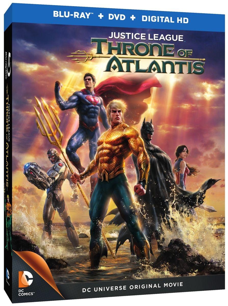 justice league throne of atlantis full movie online