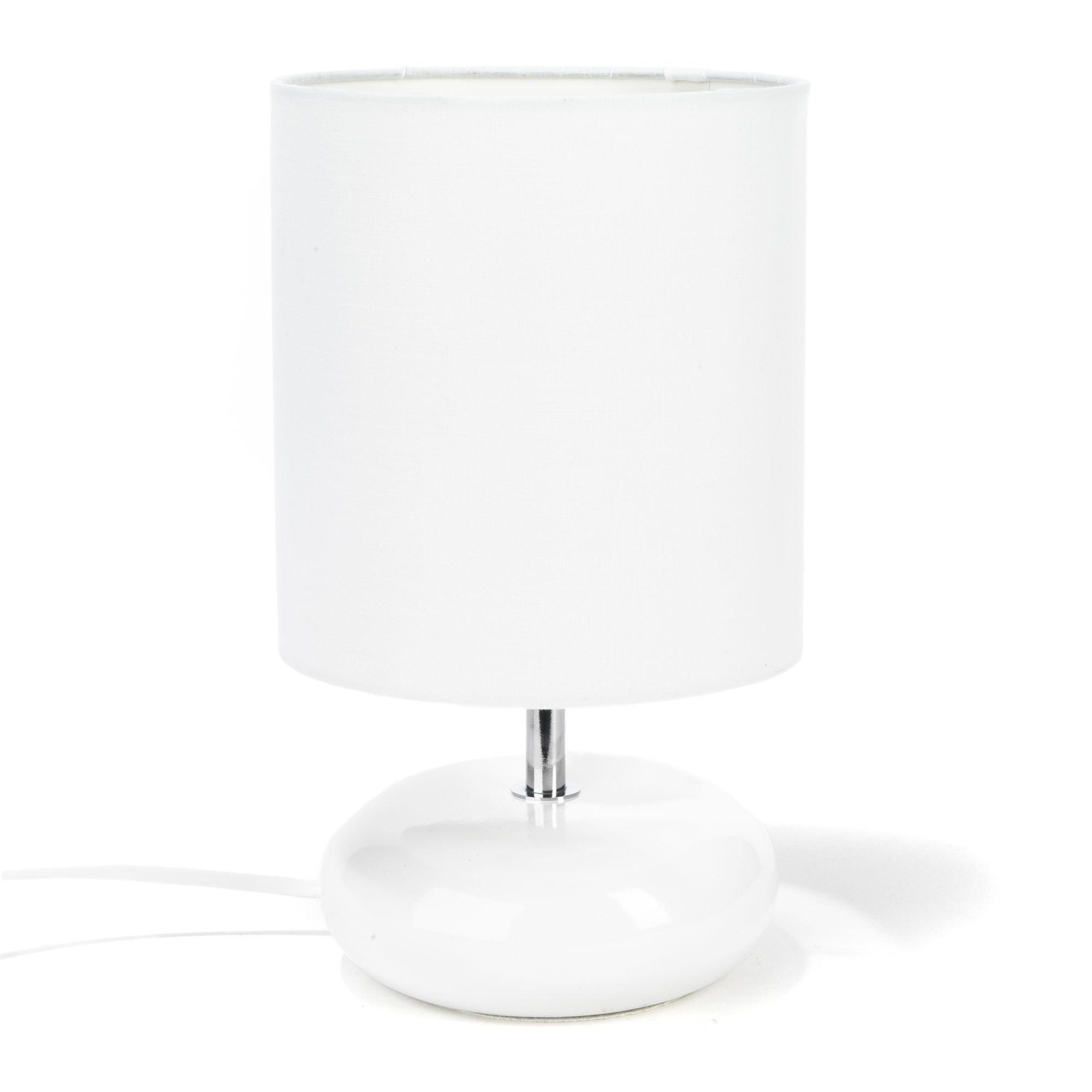 5 90 Lampe Avec Abat Jour Liz Lum Lampes Alinea Lampes