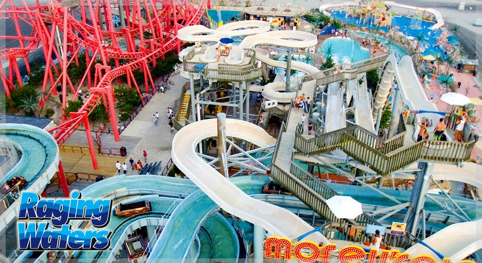 The Bohle Company Water Park Park Water