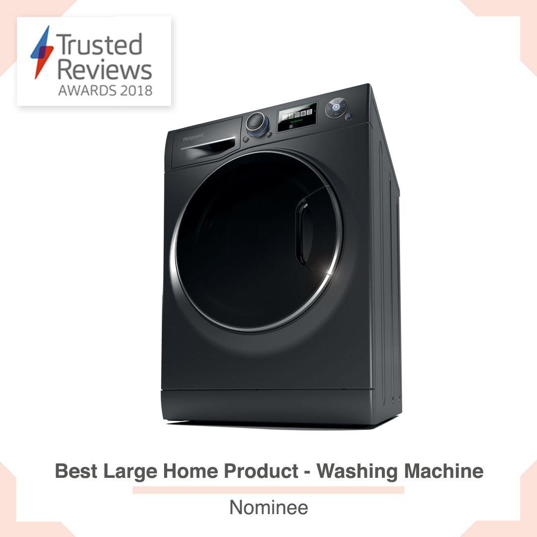 Hotpoint Ultima S-Line RZ1066BUK washing machine Review in