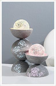 detaillierte anleitung tischlampe aus kreativ beton diy lampen pinterest tischlampe. Black Bedroom Furniture Sets. Home Design Ideas