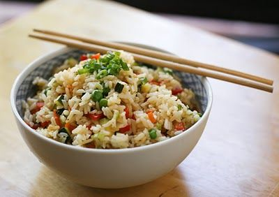 Vegan Fried Rice and Vegan Chow Mein recipes