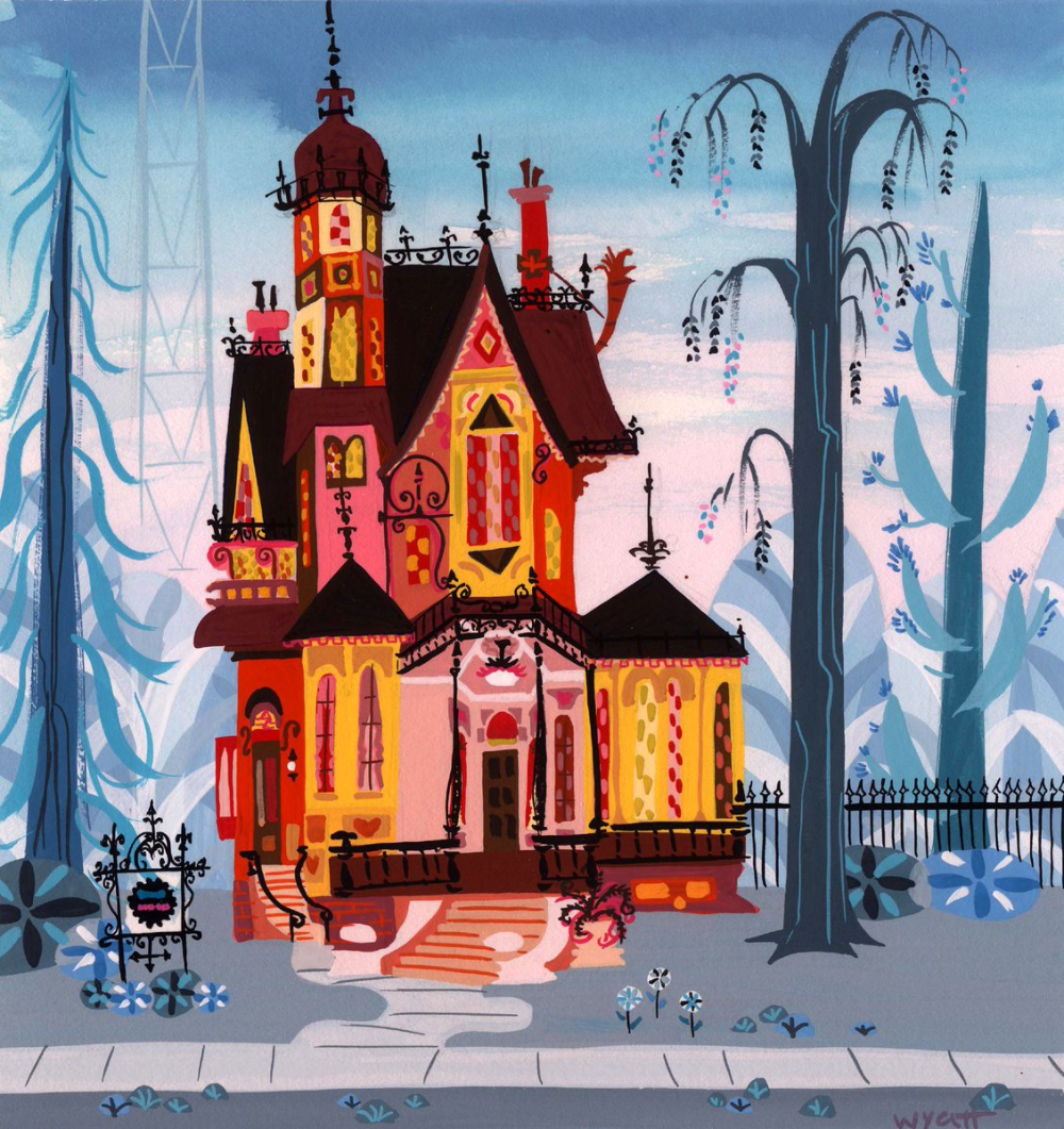 Animation Obsessive On Twitter Foster Home For Imaginary Friends Imaginary Friend Cartoon Background