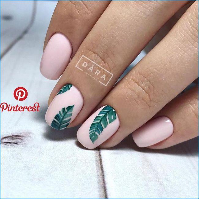 Nagel Art Kunst 2019 2020 Cute Summer Nail Designs Nails