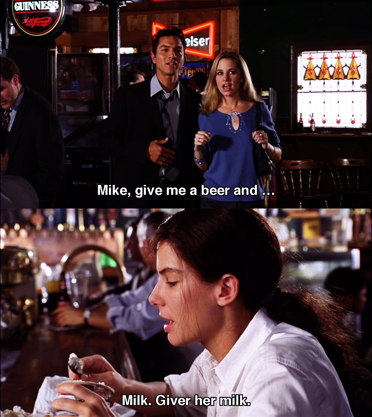 Give Me A Beer And Miss Congeniality 2000 Movie Quotes
