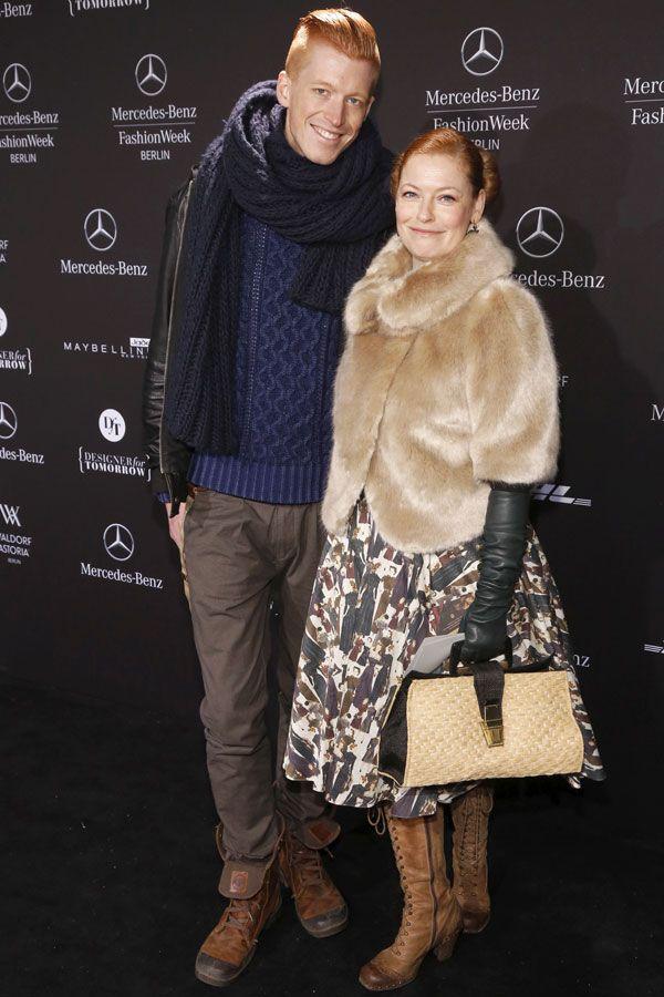 Tobias Staerbo Und Enie Van De Meiklokjes Femlife De Rockabilly Mode Modestil Enie