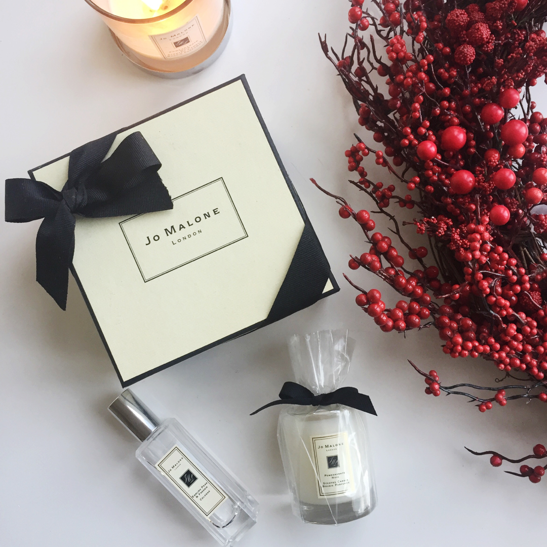 Christmas Gift Ideas The Gifting Of Jo Malone Fashionmumof40 Blog Gifts Christmas Fragrance Jo Malone