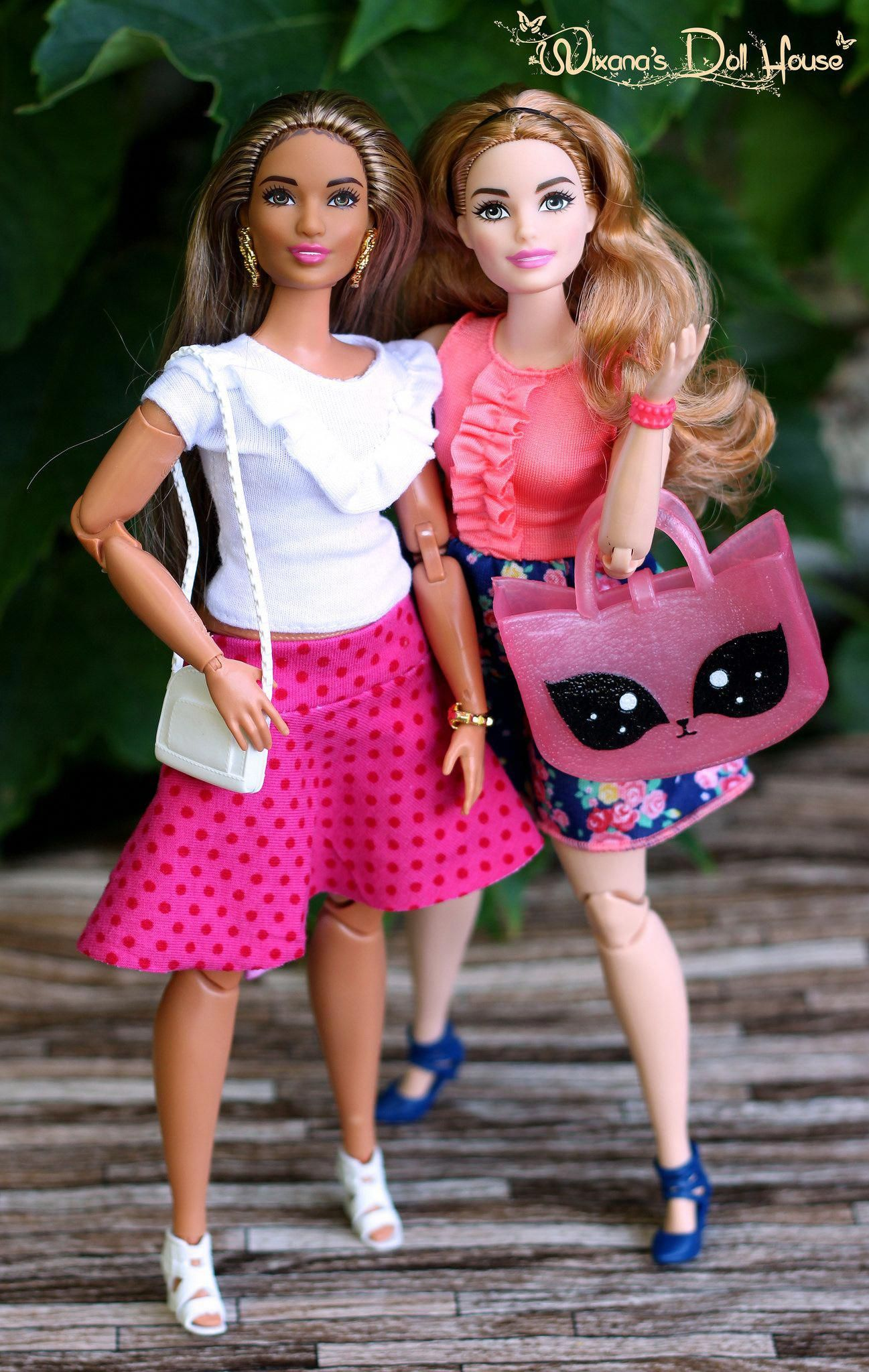 Curvy Made To Move Barbie Barbie Fashionista Vintage Barbie Dolls Barbie Clothes