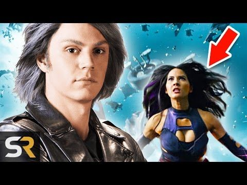 15 Biggest X-Men Movie Mistakes You Probably Missed - YouTube
